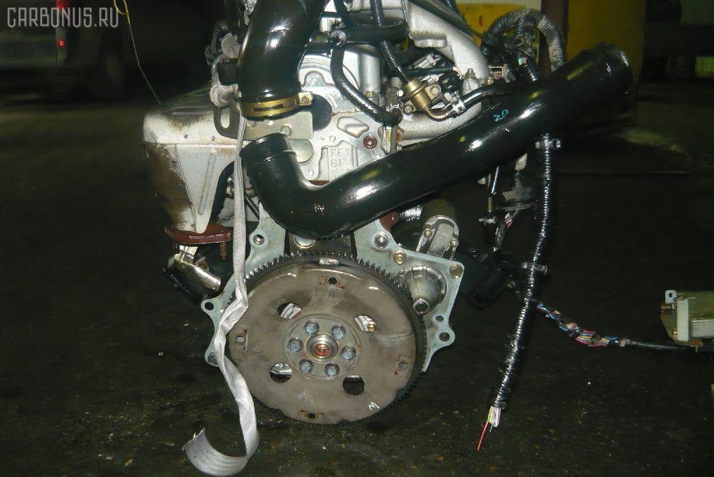 Двигатель MAZDA BONGO FRIENDEE SGEW FE-E. Фото 8