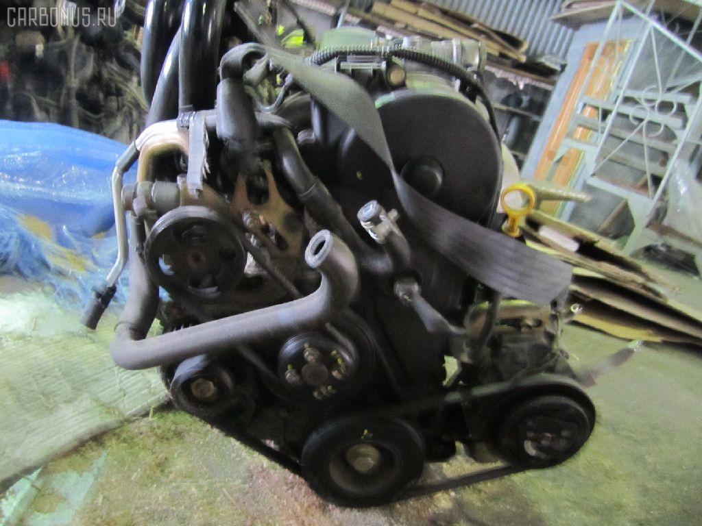 Двигатель TOYOTA DUET M100A EJ-VE. Фото 8