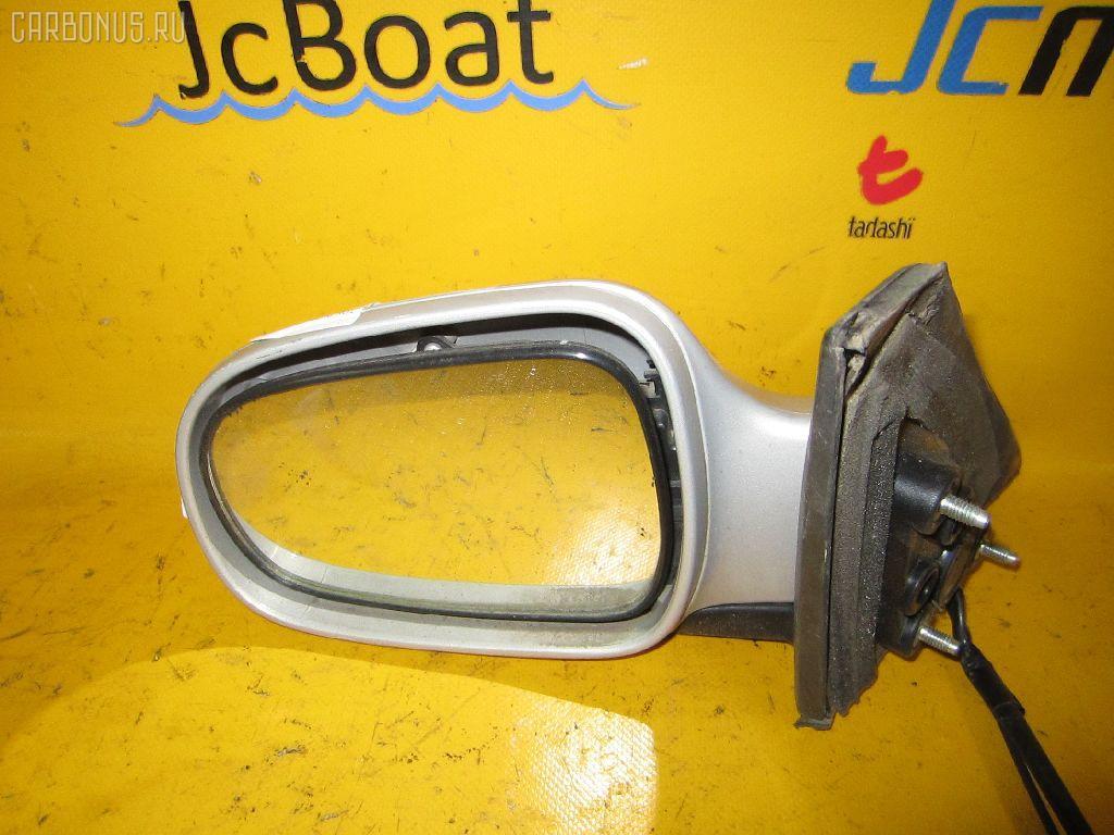 Зеркало двери боковой TOYOTA DUET M100A. Фото 6