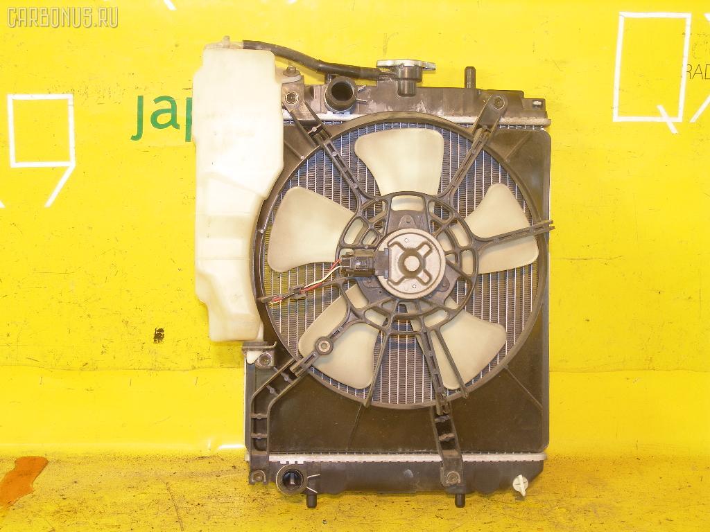 Радиатор ДВС TOYOTA DUET M100A EJ-DE. Фото 5