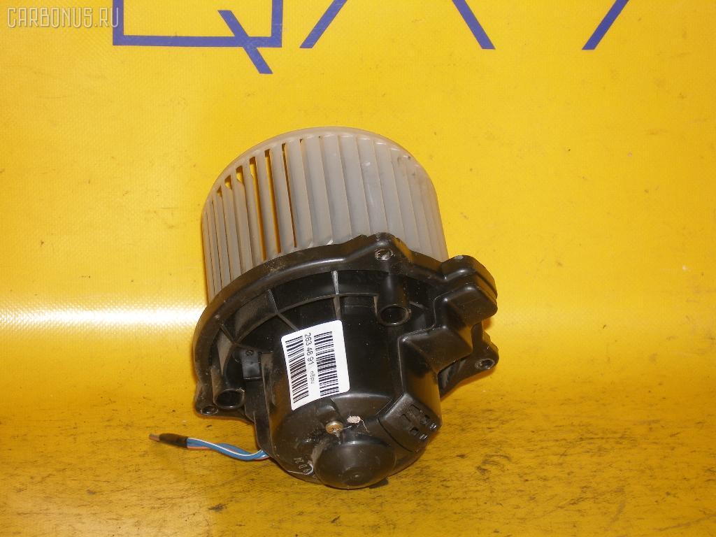 Мотор печки TOYOTA DUET M100A. Фото 3