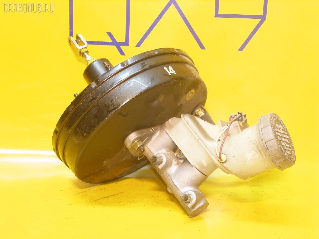 Главный тормозной цилиндр TOYOTA DUET M100A EJ-DE. Фото 1