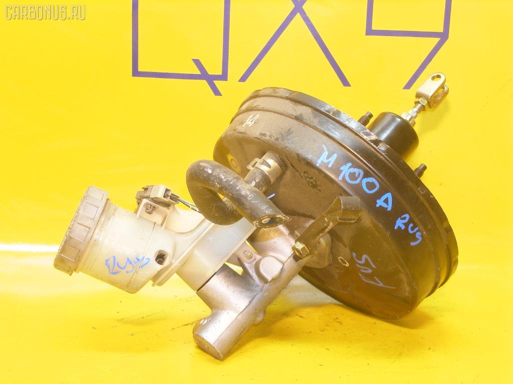 Главный тормозной цилиндр TOYOTA DUET M100A EJ-DE. Фото 2