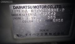 Спидометр Toyota Duet M100A EJ-VE Фото 4