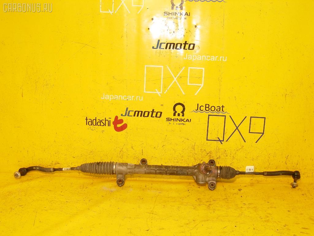 Рулевая рейка TOYOTA PRIUS NHW20 1NZ-FXE. Фото 5