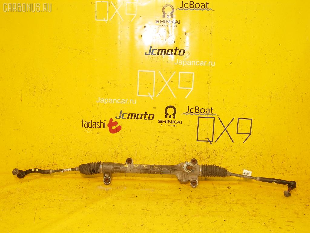Рулевая рейка TOYOTA PRIUS NHW20 1NZ-FXE. Фото 6