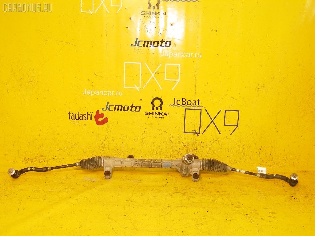 Рулевая рейка TOYOTA PRIUS NHW20 1NZ-FXE. Фото 7