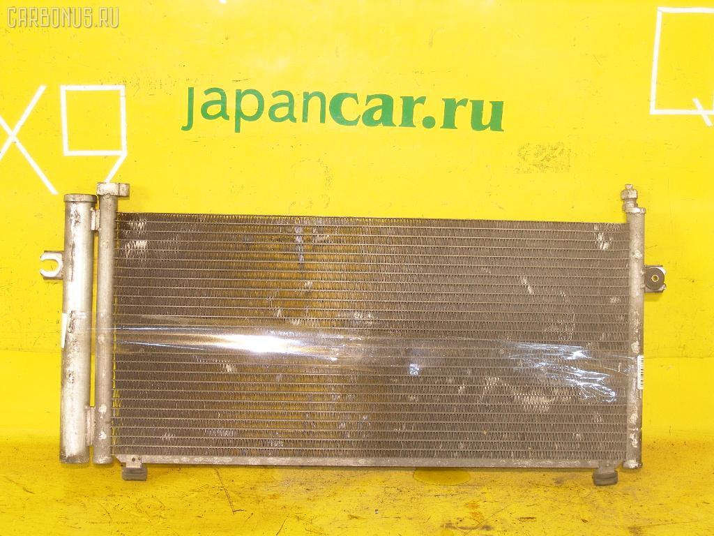 Радиатор кондиционера NISSAN CUBE AZ10 CGA3DE. Фото 3