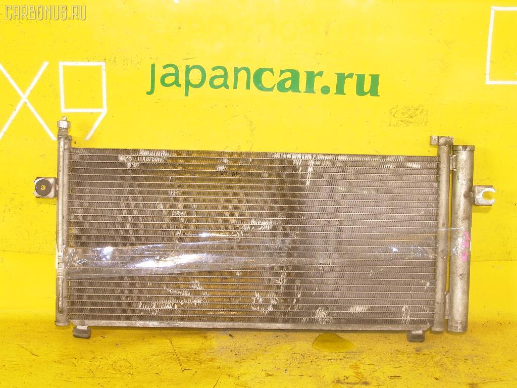Радиатор кондиционера NISSAN CUBE AZ10 CGA3DE. Фото 4