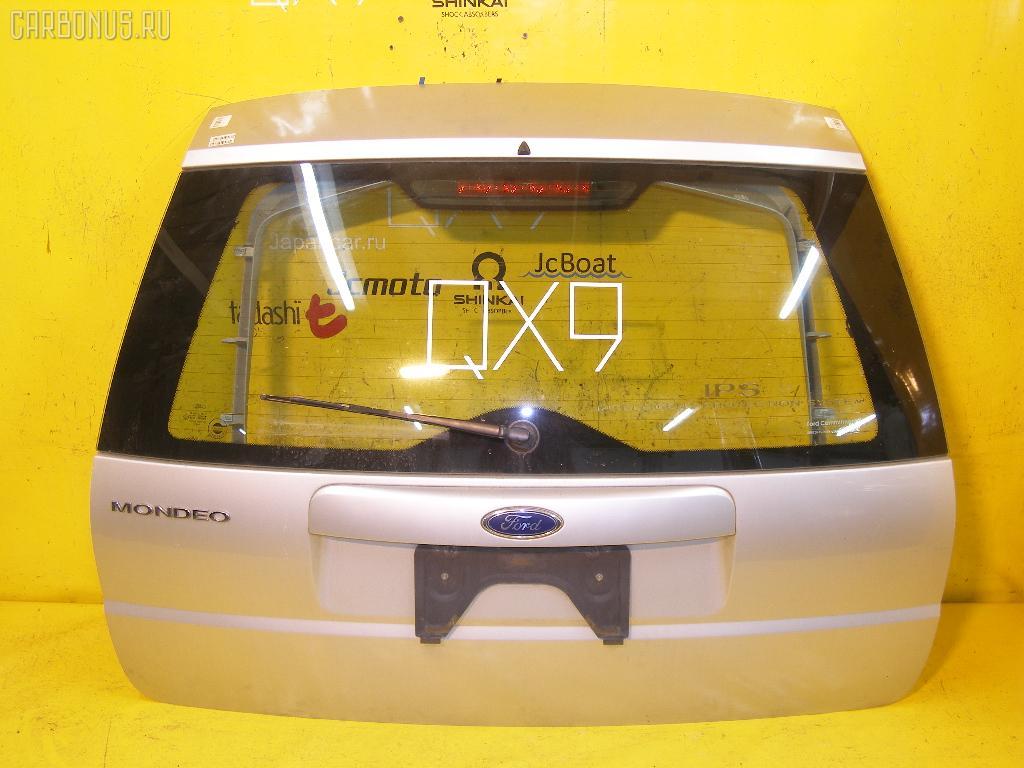 Дверь задняя FORD MONDEO III WF0CJB Фото 1