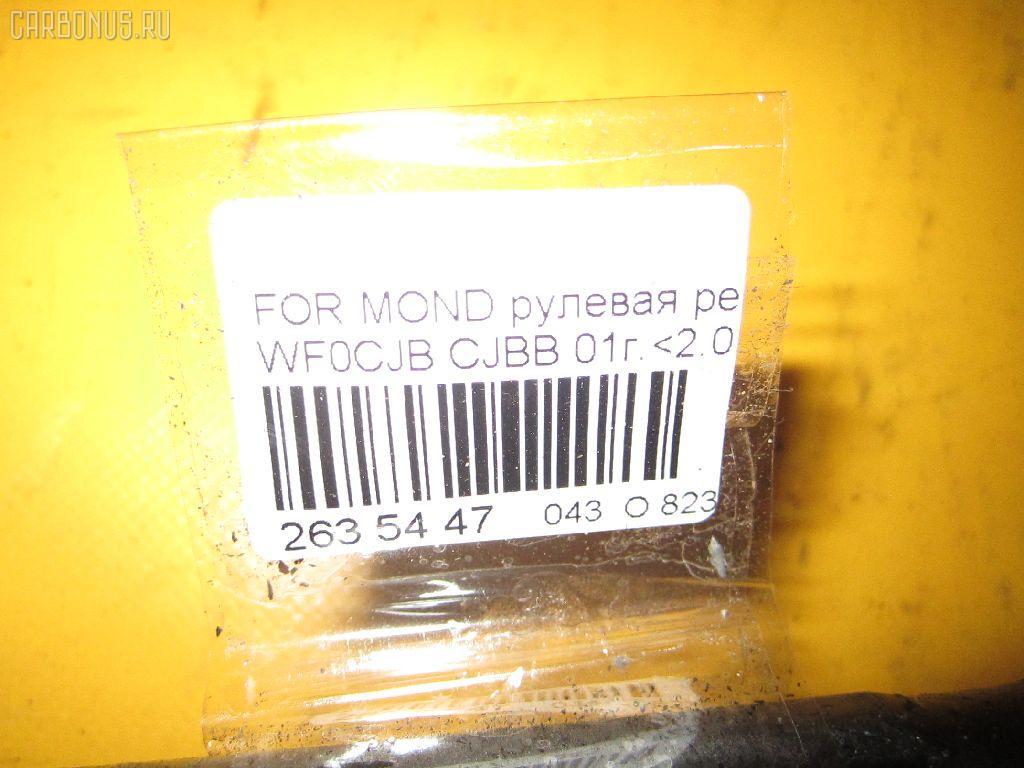 Рулевая рейка FORD MONDEO III WF0CJB CJBB Фото 4