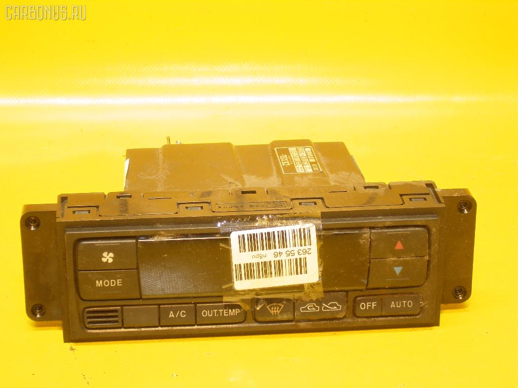 Блок управления климатконтроля SUBARU FORESTER SF5 EJ20-T. Фото 7