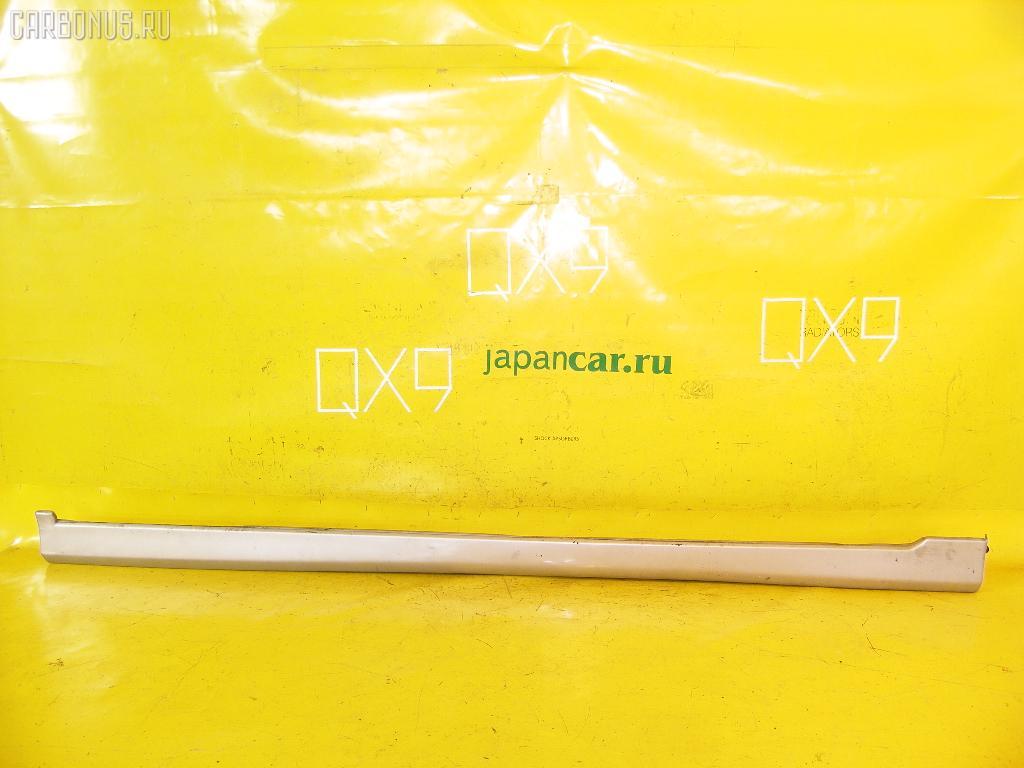 Порог кузова пластиковый ( обвес ) SUBARU LEGACY WAGON BH5. Фото 7