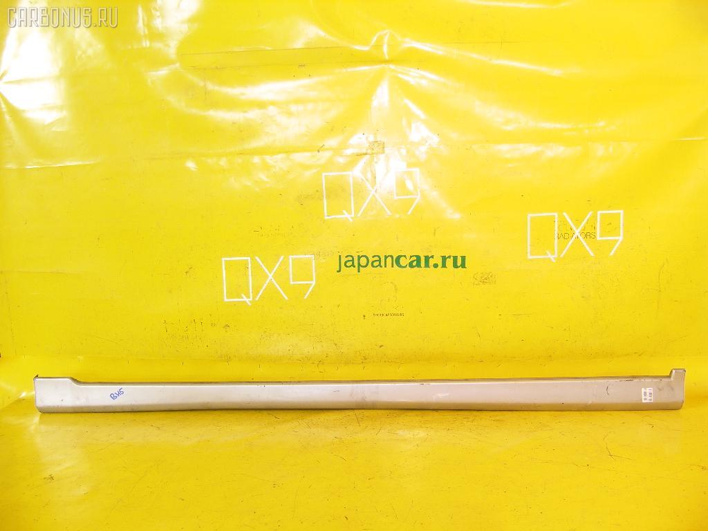 Порог кузова пластиковый ( обвес ) SUBARU LEGACY WAGON BH5. Фото 8