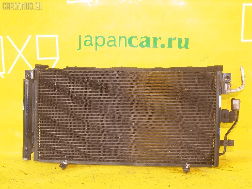 Радиатор кондиционера SUBARU LEGACY WAGON BH5 EJ20. Фото 6