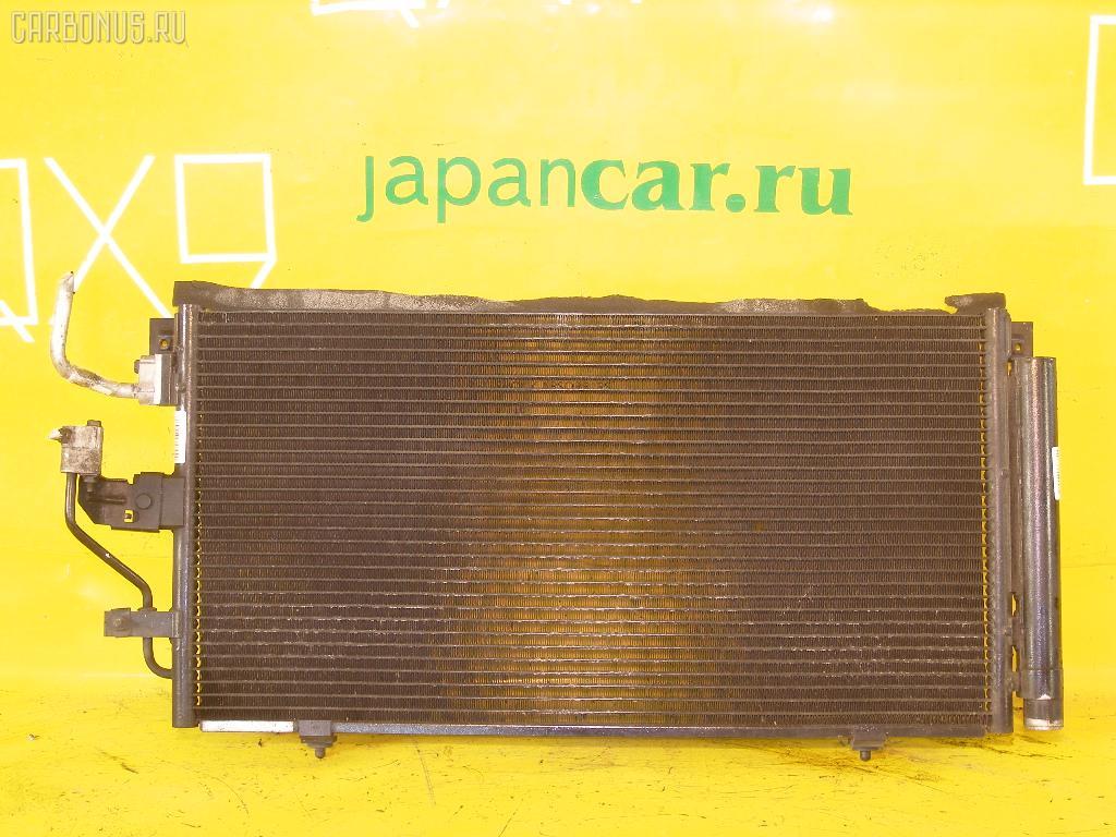 Радиатор кондиционера SUBARU LEGACY WAGON BH5 EJ20. Фото 7
