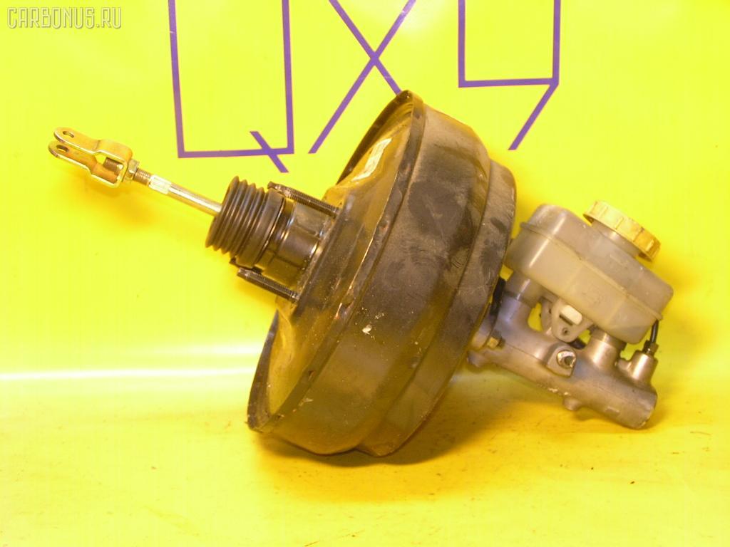 Главный тормозной цилиндр SUBARU LEGACY WAGON BH5 EJ20. Фото 9