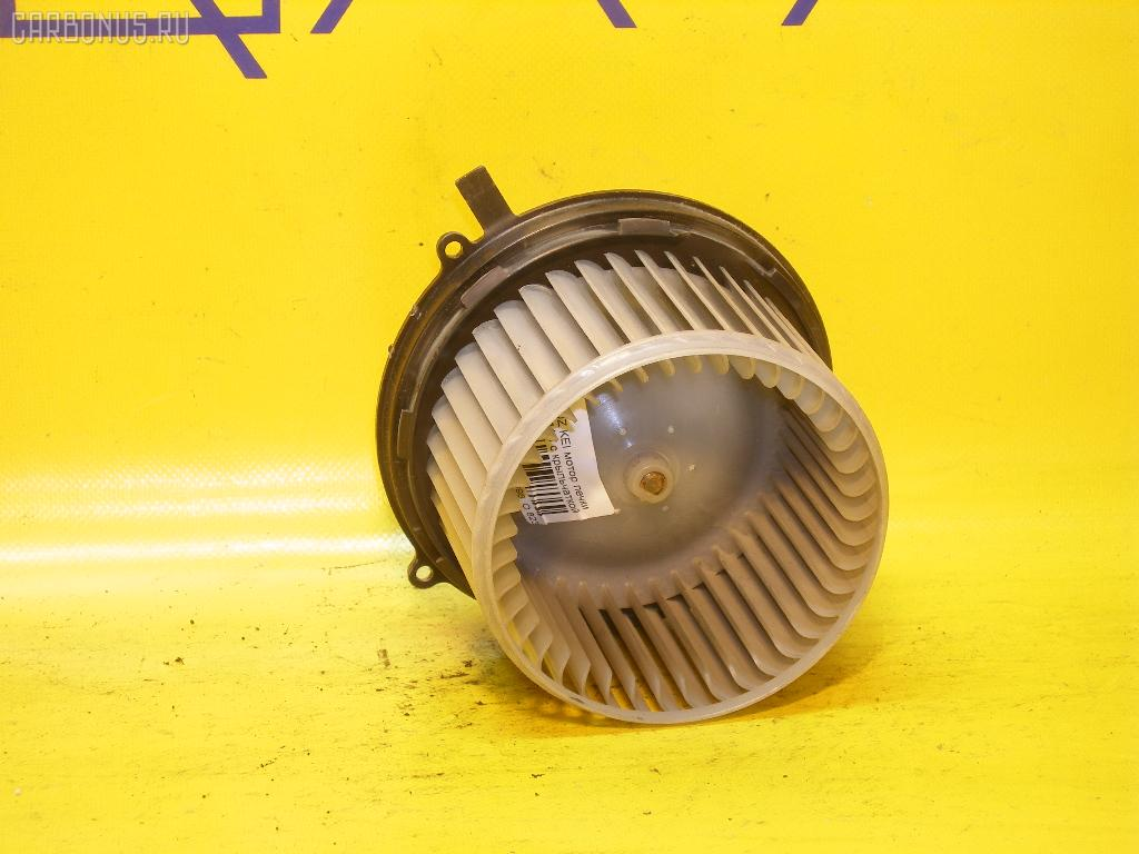 Мотор печки SUZUKI KEI HN11S. Фото 7