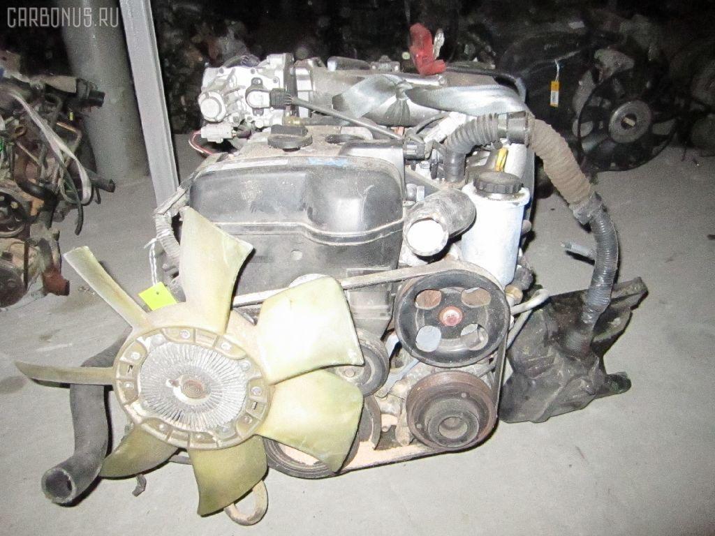 Двигатель TOYOTA CROWN JZS171 1JZ-GE. Фото 2