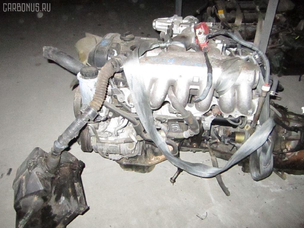 Двигатель TOYOTA CROWN JZS171 1JZ-GE. Фото 3