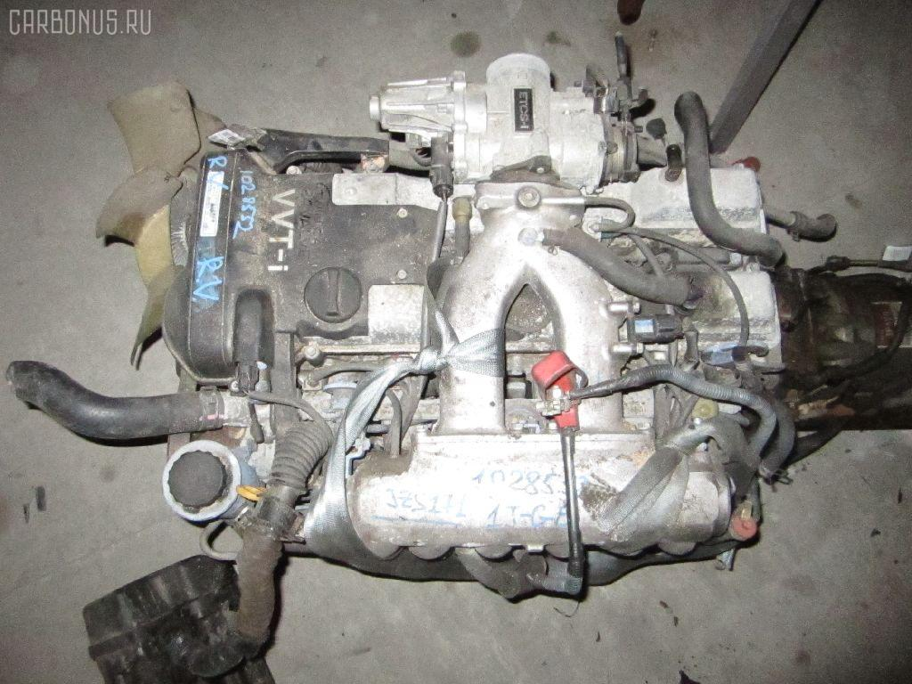 Двигатель TOYOTA CROWN JZS171 1JZ-GE. Фото 5