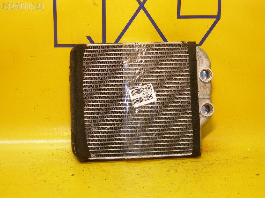 Радиатор печки TOYOTA CALDINA ST215W 3S-GTE. Фото 3