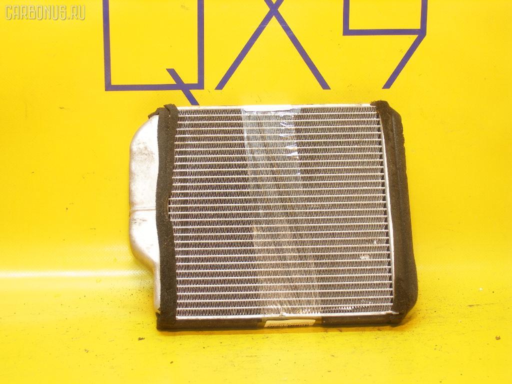 Радиатор печки TOYOTA CALDINA ST215W 3S-GTE. Фото 4