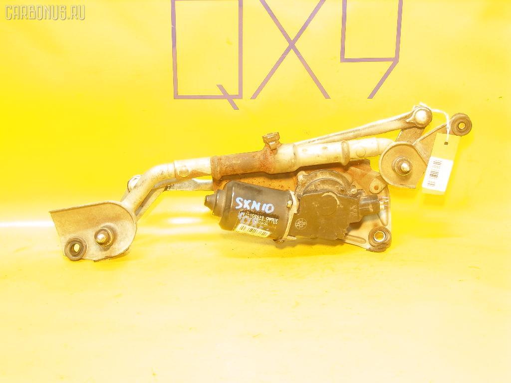 Мотор привода дворников TOYOTA NADIA SXN10. Фото 1