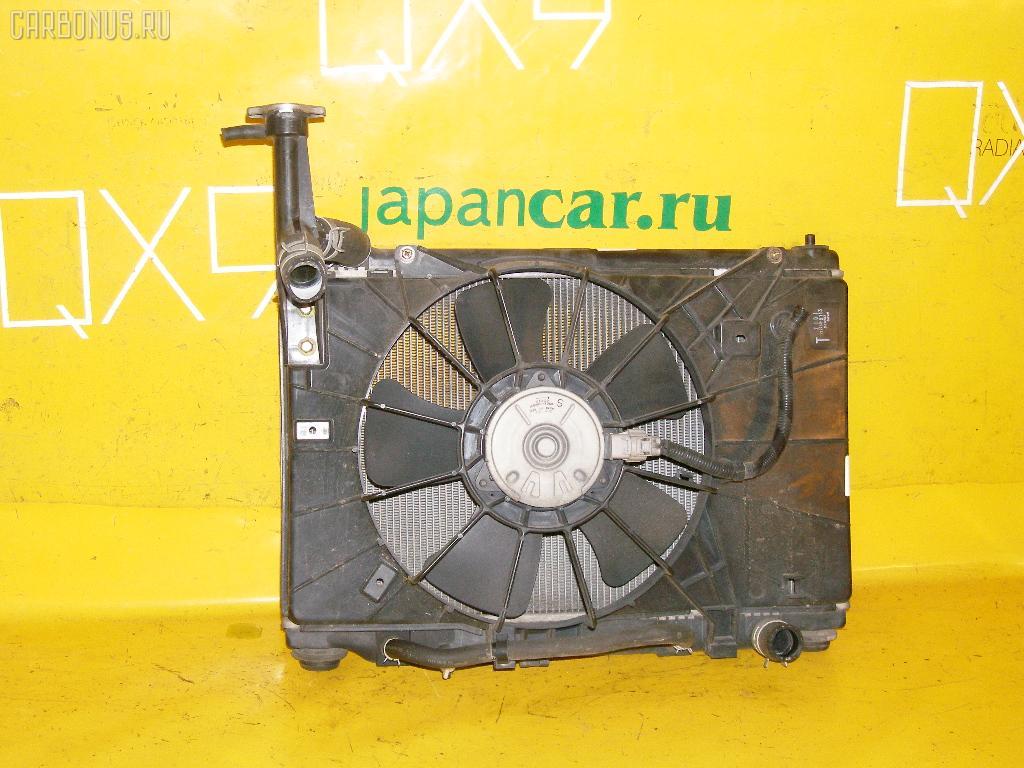 Радиатор ДВС MAZDA DEMIO DY5W ZY-VE. Фото 11