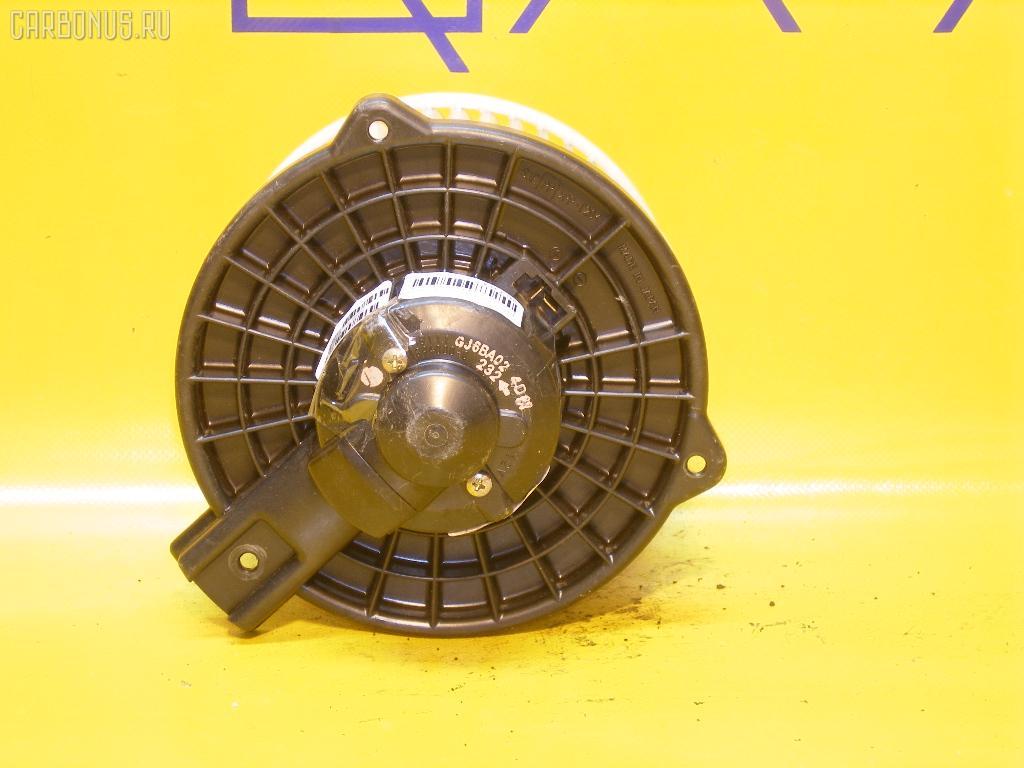 Мотор печки MAZDA DEMIO DY3W. Фото 7