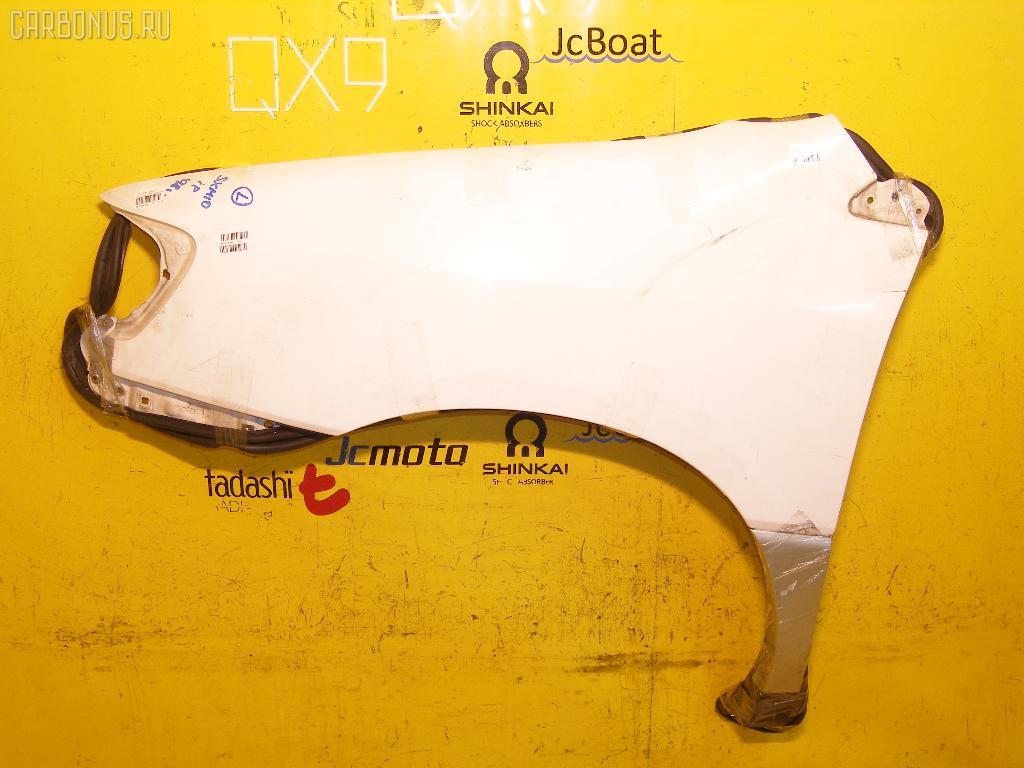 Крыло переднее TOYOTA IPSUM SXM10G. Фото 10