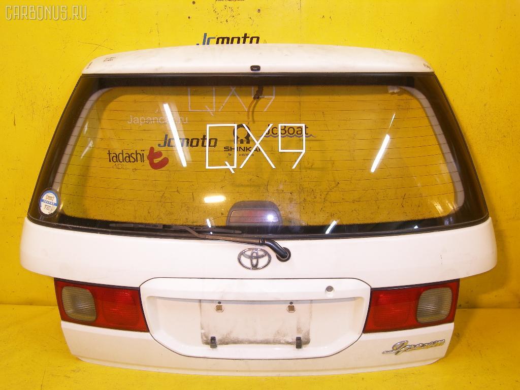 Дверь задняя TOYOTA IPSUM SXM10G. Фото 2
