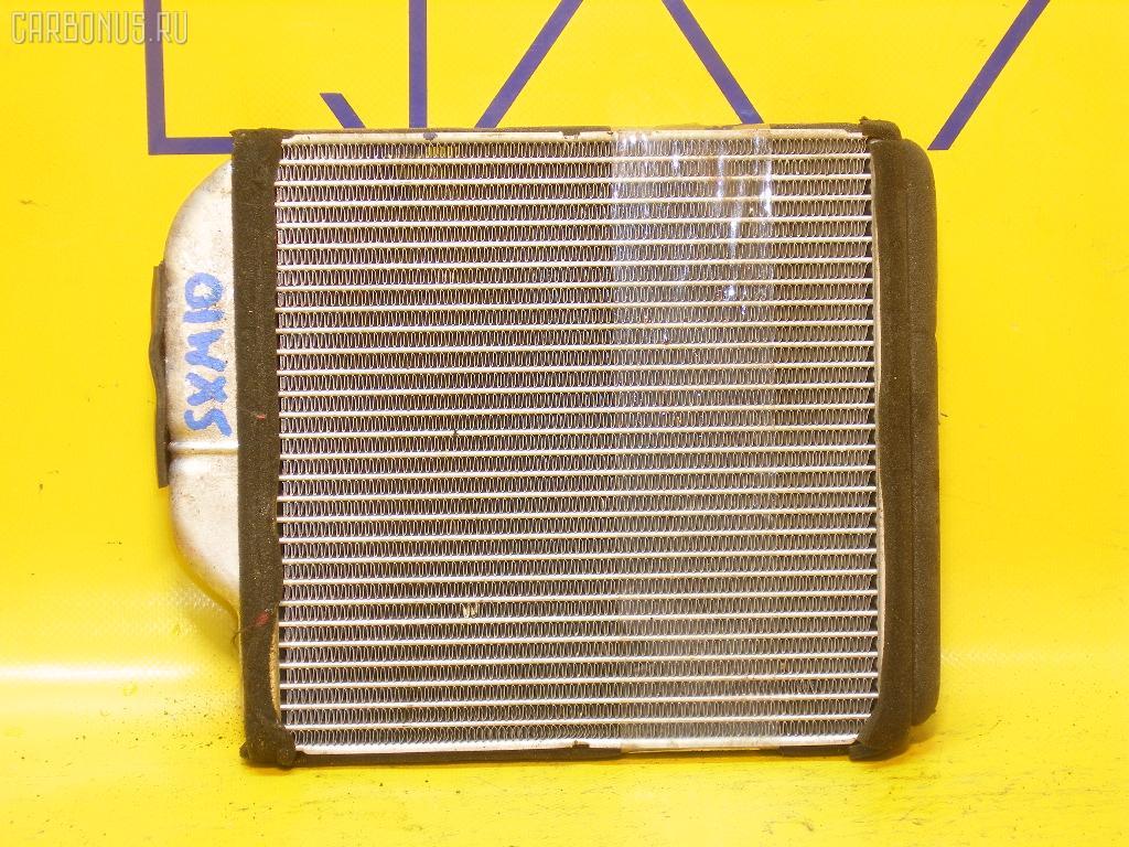 Радиатор печки TOYOTA IPSUM SXM10G 3S-FE. Фото 3