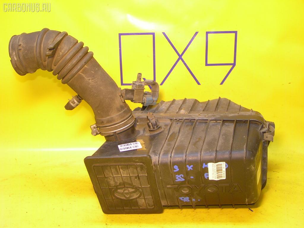 Корпус воздушного фильтра TOYOTA IPSUM SXM10G 3S-FE. Фото 3