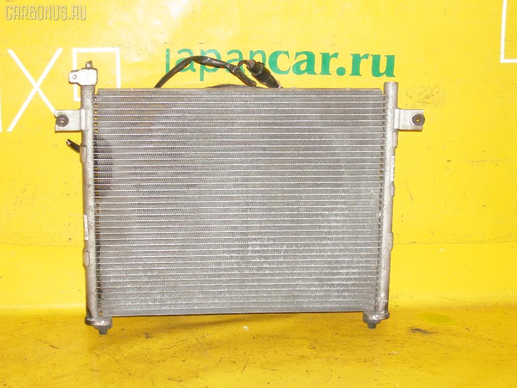 Радиатор кондиционера SUZUKI ESCUDO TD01W G16A. Фото 2