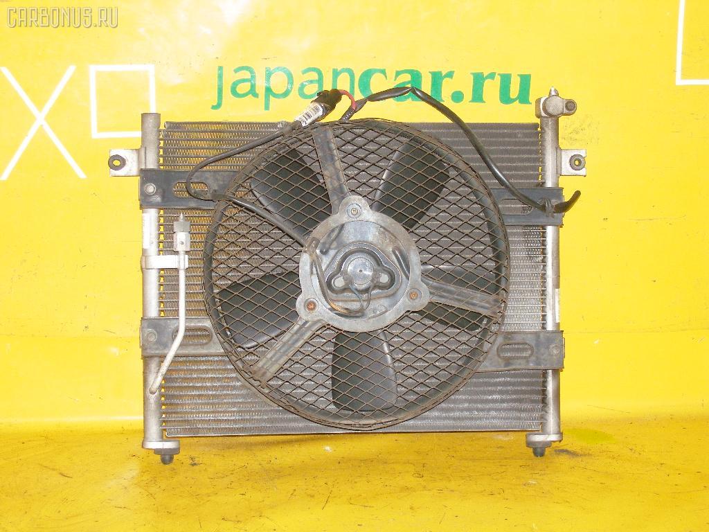 Радиатор кондиционера SUZUKI ESCUDO TD01W G16A. Фото 3