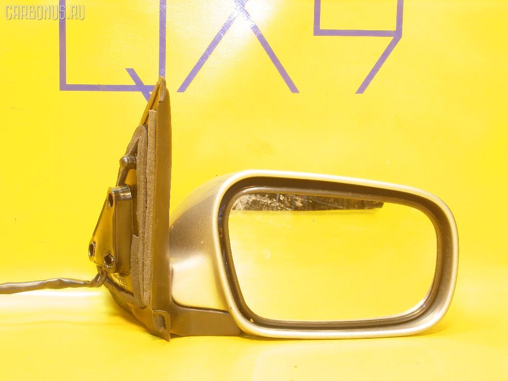 Зеркало двери боковой NISSAN CUBE AZ10. Фото 6