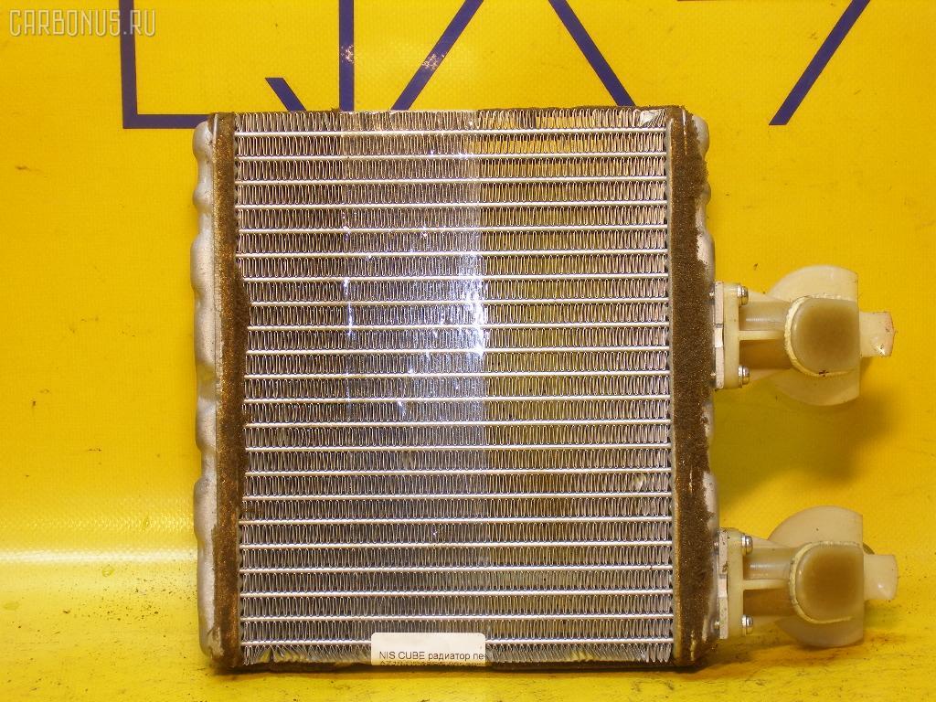 Радиатор печки NISSAN CUBE AZ10 CGA3DE. Фото 5