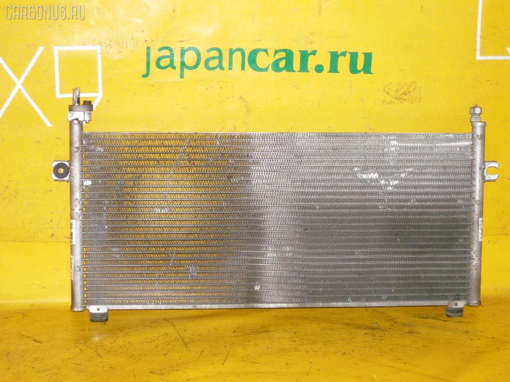 Радиатор кондиционера NISSAN CUBE AZ10 CGA3DE. Фото 6