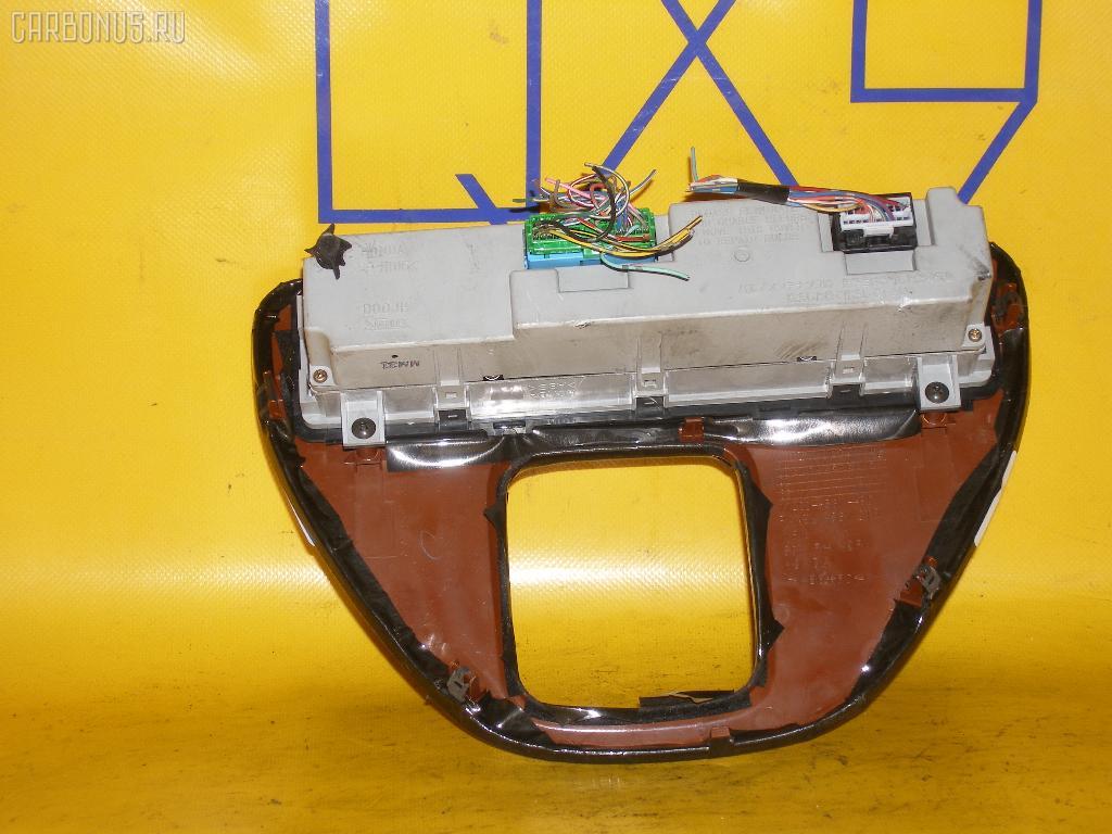 Блок управления климатконтроля HONDA ODYSSEY RA6 F23A. Фото 2