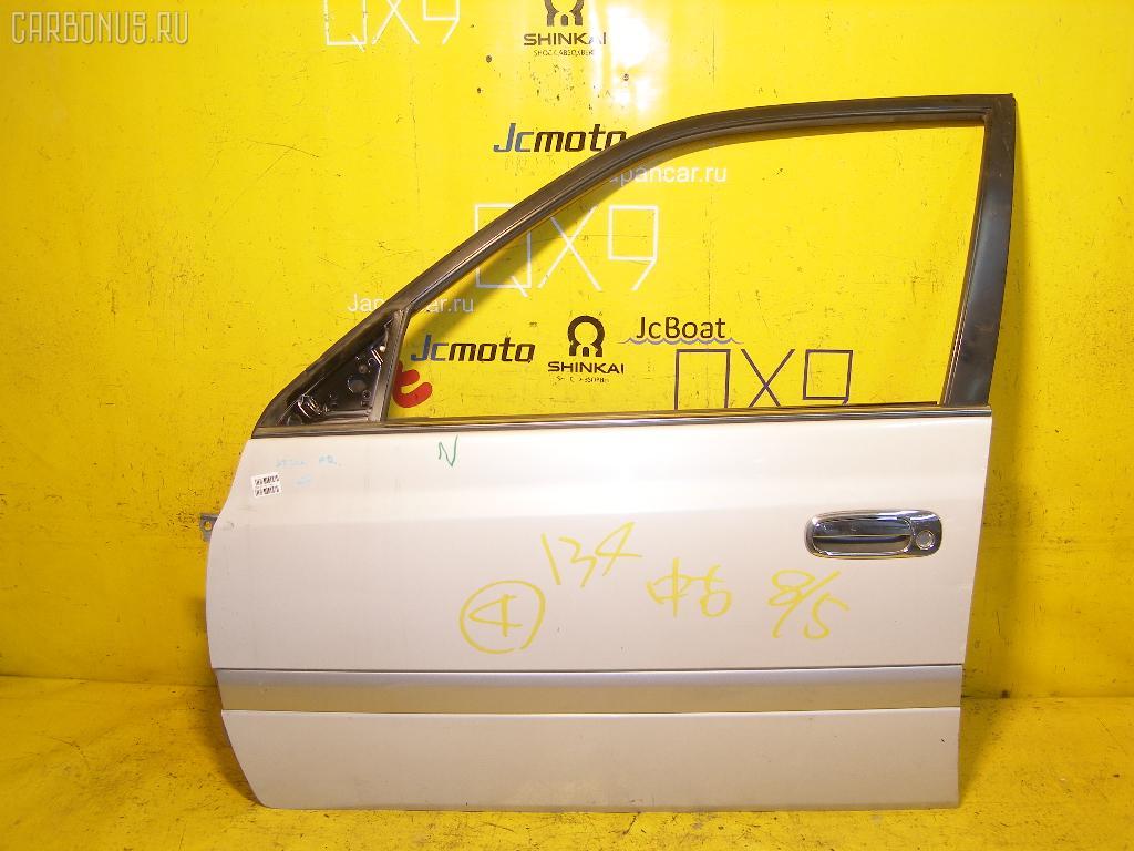 Дверь боковая TOYOTA CORONA PREMIO ST210. Фото 6