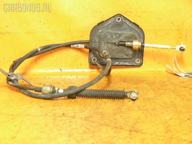 Тросик на коробку передач TOYOTA CORONA PREMIO ST210 3S-FSE. Фото 5