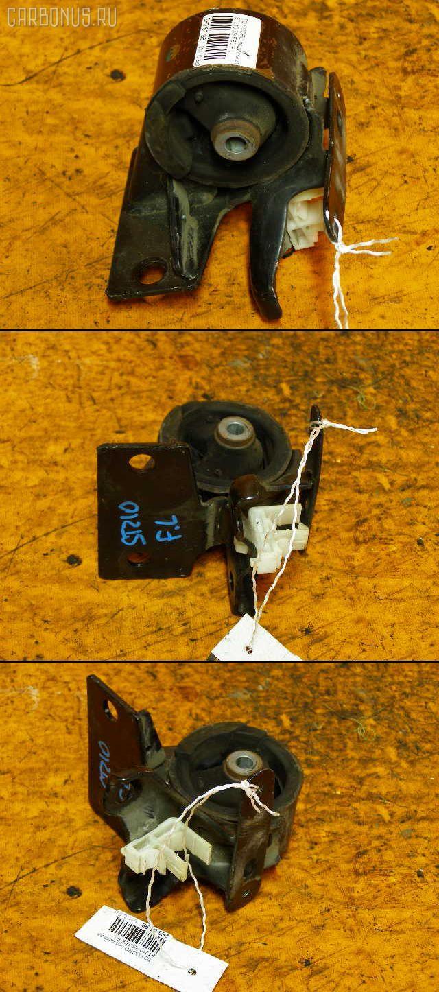 Подушка двигателя TOYOTA CORONA PREMIO ST210 3S-FE. Фото 6