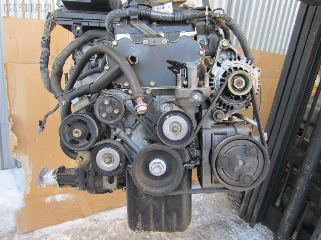 Двигатель NISSAN CUBE ANZ10 CGA3DE. Фото 8