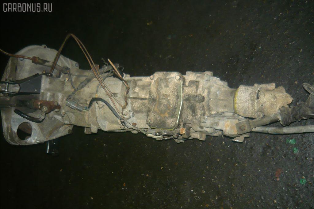 КПП механическая SUBARU FORESTER SF5 EJ20T. Фото 8