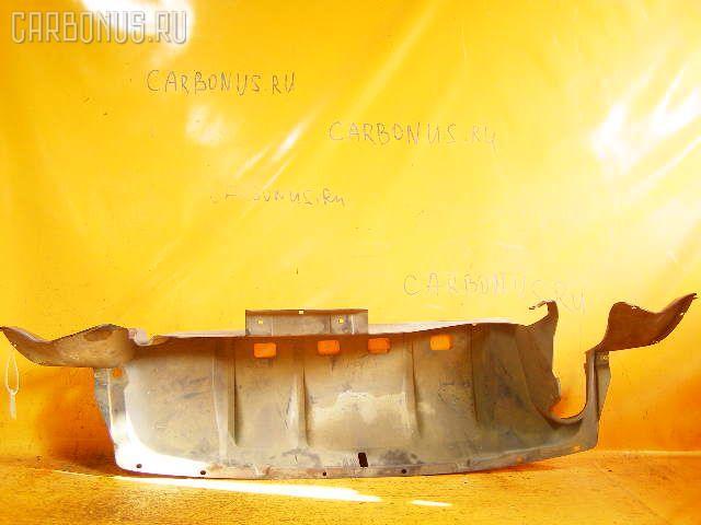 Защита бампера HONDA HR-V GH1. Фото 1