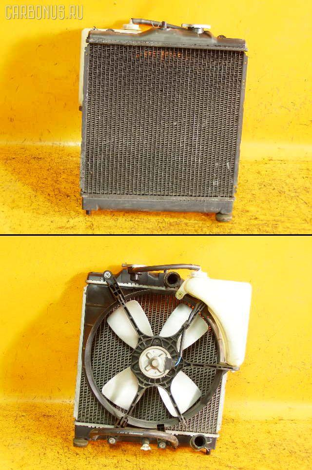 Радиатор ДВС HONDA DOMANI MB4 D16A. Фото 9