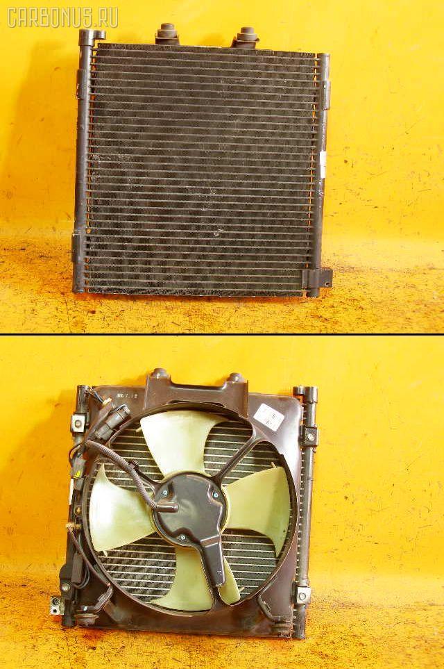 Радиатор кондиционера HONDA HR-V GH1 D16A. Фото 8
