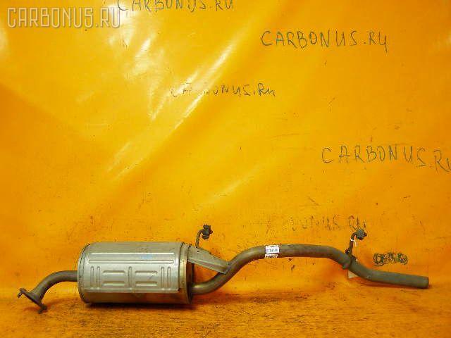 Глушитель HONDA HR-V GH1 D16A. Фото 4
