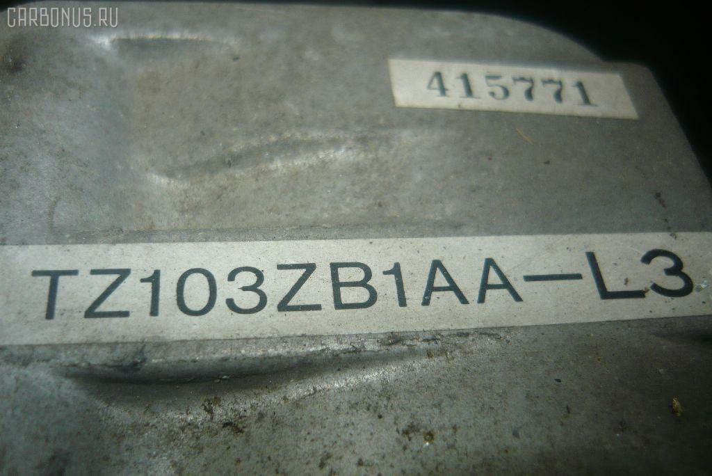 КПП автоматическая SUBARU FORESTER SF5 EJ20T. Фото 1